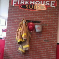 Photo taken at Firehouse Subs by Josh S. on 5/6/2012