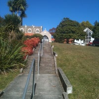 Photo taken at The Waikato Cathedral Church of St. Peter by Lauren Y. on 5/5/2012