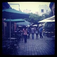 Photo taken at La Plazuela del Zacate by Eva H. on 7/16/2012