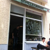 Photo taken at SchillerBurger by Nanno L. on 6/18/2012