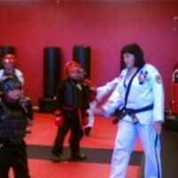 Photo taken at ATA Martial Arts of Southport by Tammara K. on 6/7/2012