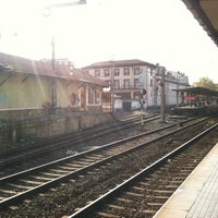 Photo taken at Estacion Renfe Barakaldo by Rakel F. on 4/24/2012
