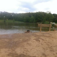 Photo taken at Shelby Farms Dog Park by Erica P. on 3/29/2012