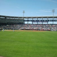 Photo taken at George M Steinbrenner Field by Scott K. on 3/4/2012