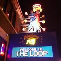 Photo taken at The Delmar Loop by Liz D. on 5/14/2012