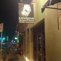 Photo taken at Lovejoy's Tap Room & Brewery by David W. on 8/5/2012