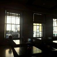 Photo taken at Gourmet Burger Kitchen by Penelope B. on 2/19/2012
