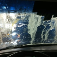 Photo taken at Jet Stream Car Wash & Lube Center by Paul V. on 3/9/2012