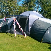 Photo taken at Clitheroe Camping and Caravanning Club Site by Richard L. on 5/25/2012