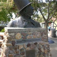 Photo taken at Solvang Park by Howard F. on 9/3/2012