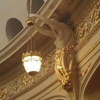 Photo taken at Teatro Municipal de Lima by Alvaro M. on 7/13/2012