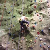 Photo taken at Randolph Climbing Center by Ekaterina A. on 6/28/2012