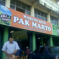 Photo taken at Soto Pak Marto JEC by Argo C. on 8/22/2012