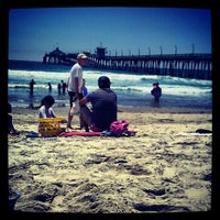Photo taken at Imperial Beach Pier by Michael B. on 6/29/2012