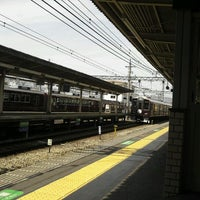 Photo taken at Katsura Station (HK81) by k_a_g_e_ on 4/2/2012