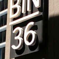 Photo taken at Bin 36 by Frankie N. on 9/12/2012