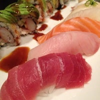 Photo taken at Bluefin Fusion Japanese Restaurant by Duke O. on 6/29/2012