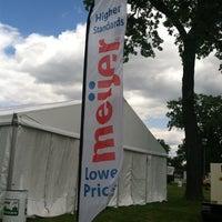 Photo taken at #2. Meijer Fun Zone by Ken S. on 5/30/2012