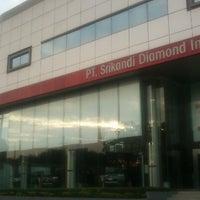 Photo taken at PT Srikandi Diamond Indah Motors by Jefta H. on 6/12/2012