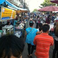 Photo taken at Night Bazaar Market by Thanyalak I. on 7/7/2012