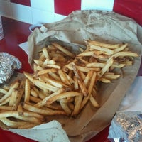 Photo taken at Five Guys by Kaitlin S. on 9/3/2012