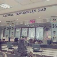 Photo taken at Jabatan Pendaftaran Negara (JPN) by Muhammad Azri Z. on 3/30/2012