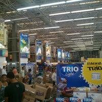 Photo taken at Atacadão by Tiago A. on 9/5/2012