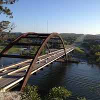 Photo taken at 360 Bridge (Pennybacker Bridge) by Shawn C. on 3/24/2012
