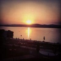 Photo taken at Velence Resort & Spa**** by Attila Z. on 7/4/2012