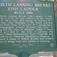 Photo taken at Lansing River Trail by Timothy C. on 7/13/2012