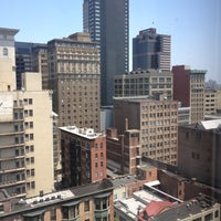 Photo taken at Holiday Inn Express Philadelphia-Midtown by Malek on 7/1/2012