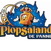 Photo taken at Plopsaland De Panne by Jean-Charles P. on 7/14/2012
