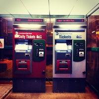 Photo taken at LIRR - Sayville Station by Zahid Z. on 6/12/2012