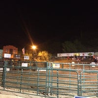 Photo taken at Buffalo Chip Saloon & Steakhouse by Aj J. on 8/30/2012