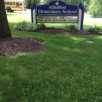 Photo taken at Atholton Elementary School by Heather on 5/15/2012