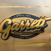 Photo taken at Garrett Popcorn Shops by Sherri W. on 4/22/2012