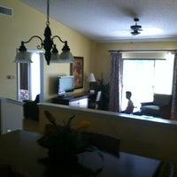 Photo taken at Holiday Inn Club Vacations Orlando - Orange Lake Resort by Edward O. on 5/20/2012