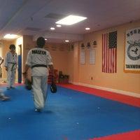 Photo taken at World KM Taekwondo by Angela G. on 3/16/2012