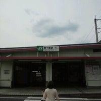 Photo taken at Higashi-Jujo Station by turbo+ on 5/20/2012