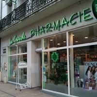 Photo taken at La Grande Pharmacie by Marc P. on 5/16/2012