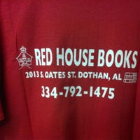 Photo taken at Red House Books by Leslie S. on 5/9/2012