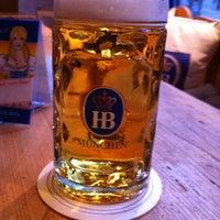 Das Foto wurde bei Hofbräu zum Lindwurm von Hanno G. am 7/21/2012 aufgenommen