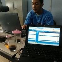 Photo taken at PDAM Kota Bekasi by Cecep P. on 5/12/2012