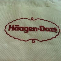 Photo taken at Häagen-Dazs by yousef alkandri y. on 4/28/2012