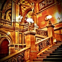 Photo taken at Vienna State Opera by Lin H. on 7/13/2012