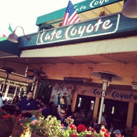 Photo taken at Cafe Coyote by Dan D. on 4/11/2012