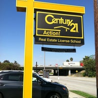Photo taken at Century 21 Action! by Carla M. on 3/13/2012