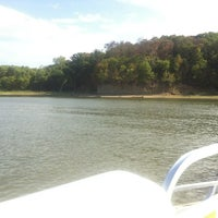 Photo taken at Dead Fish Cove - Clinton Lake by Bill F. on 9/3/2012