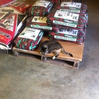 Photo taken at Rabbit Box Feed & Seed by MacProDiva on 6/9/2012