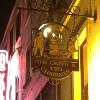 Photo taken at The Crown & Two Chairmen by Alan G. on 3/8/2012